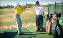 One or Three Private Golf Lessons with a PGA Professional at Indian Head Golf Park (Up to 53% Off)