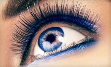 70 Eyelash Extensions with Optional Touchup or 90 Extensions at Vedette Beauty & Skin Care Spa (Up to 63% Off)