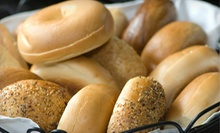 $8 for $16 Worth of Diner Food for Breakfast or Lunch at City East Bagel and Grille