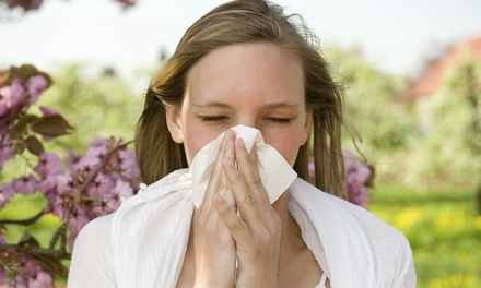 $89 for an Initial Allergy/Sensitivity Assessment and Treatment of One Allergen Family ($200 Value)
