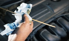 One or Three Regular- or Synthetic-Oil Changes at William Michael Automotive (Up to 71% Off)