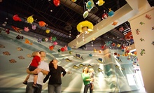 $15 for a Visit for Four to McKenna Children's Museum (Up to $30 Value)