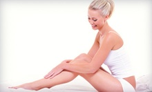 Six Laser Hair-Removal Treatments on a Small, Medium, or Large Area at ForeViva Medical Clinique (Up to 86% Off)