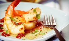$25 for $50 Worth of Elegant Bistro Food and Drinks at Smash Wine Bar & Bistro