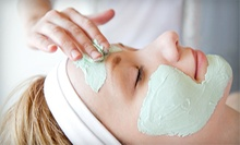 One, Two, or Three 60-Minute Custom Facials at Venus Skin Care & Salon (Up to 63% Off)