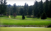 $28 for an 18-Hole Round of Golf with Cart Rental at Townsend Ridge Country Club (Up to $64 Value)