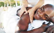 Deep-Tissue Massage or Acupressure Massage with Reflexology at East Wing Spa (Up to 51% Off)