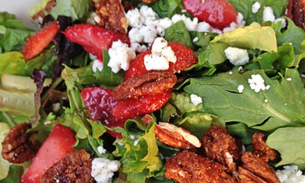 Southwestern and Latin Cuisine at The Rolling Feast (50% Off). Two Options Available.