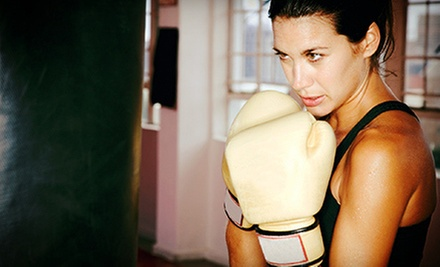 5 or 10 Women's Self-Defense Classes at Divas In Defense (Up to 63% Off)