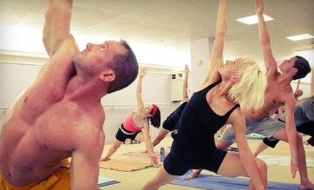 $49 for Two Months of Unlimited Classes at Bikram Yoga Shelton (Up to $259 Value)