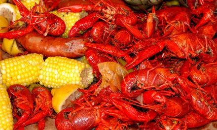 One-Day Admission for Two or Four at the Kemah Ragin Cajun Festival from May 16-18 (Up to 44% Off)