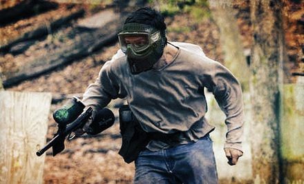 All-Day Paintball with Rentals for 2, 4, or 6, or a Private Party for Up to 15 at Extreme Paintball (Up to 54% Off)