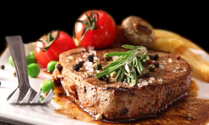 The Grill & Butcher - Cape Town: CEO Recommendations: 200g Rump or Sirloin with Starch and Veggies at The Grill and Butcher
