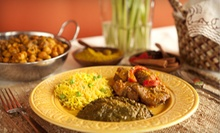 $20 for $40 Worth of Indian Cuisine at India House