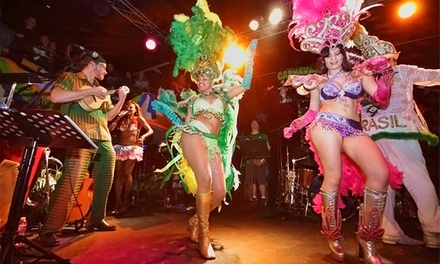 Brazilian Festival for One, Two, or Four on February 21 from Carnaval Brasileiro of the Twin Cities (50% Off)