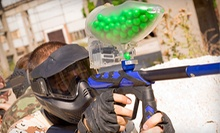 All-Day Paintball with Rental Gear for 1, 2, or 10 at Dosser Works Paintball (Up to 65% Off)
