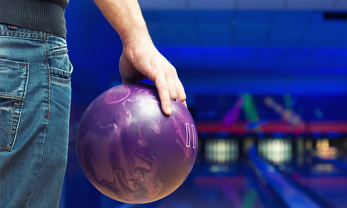 Harlow Bowl - Harlow: Bowling: One Game For Up to Six With Food for £14 at Harlow Bowl (Up to 75% Off)