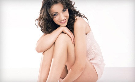 $139 for Two Sclerotherapy Spider-Vein Treatments at Institute of Advanced Medicine ($450 Value)