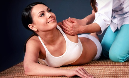 One or Three 60-Minute Swedish or Combination Massages at Kanya Day Spa &amp; Massage Therapy (Up to 56% Off)