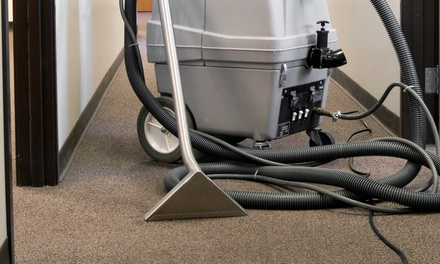 Carpet Cleaning for Three, Four, or Five Rooms from           SteamWorks (Up to 68% Off)