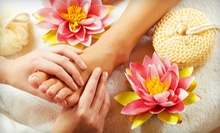One or Three Foot Reflexology Massages with Detoxifying Footbaths at Whole Health Network (Up to 85% Off)