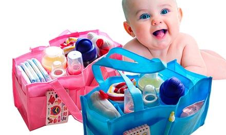 Organizador de produtos de bebé Mummy Bag por 12,90€ ou dois por 16,90€