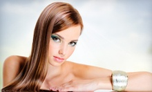 Haircut and Conditioning with Partial or Full Highlights at Christopher Anthony Salon & Spa (Up to 68% Off)