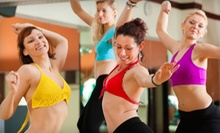 10 or 20 Zumba Classes at Have Fun Feel Good (Up to 65% Off)