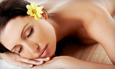 $105 for a 60-Minute Massage, Hot-Stone Facial, and Peppermint Pedicure at The Shirodhara Day Spa ($210 Value)