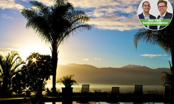 Paarl Boutique Hotel - Merchandising (ZA): Paarl: Stay for Two, Including Breakfast at Paarl Boutique Hotel