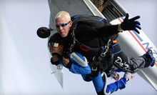 Tandem Skydive from 10,000 Feet for One or Two from Skydive Hollister (Up to 44% Off)