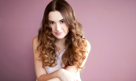 Haircut and Conditioner with Optional Partial Highlights or Full Color at Salon Beautique (Up to 56% Off)