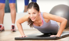 1-Month Gym Membership or 4 Personal-Training Sessions for 1 or 2 at Thrive Martial Arts and Fitness (Up to 65% Off)