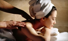 60- or 90-Minute Swedish or Deep-Tissue Massage at AnVia Massage (Up to 51% Off)