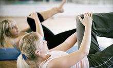 5 or 10 Classes at YourCore Pilates (Up to 59% Off)