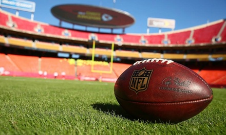 Saturday Self-Guided Arrowhead Stadium Tour for 2, 4, or 10 from Kansas City Chiefs (Up to 51% Off)