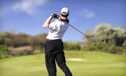 Two Private, One-Hour Golf Lessons or One Nine-Hole Playing Lesson at Aaron Olson Golf (Up to 66% Off)