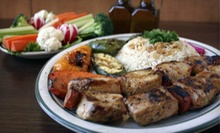 $10 for $20 Worth of Mediterranean Cuisine at Sheshco Mediterranean Grill