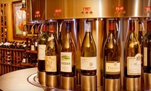 Upscale American Food and Wine at Crush Winehouse (Up to 52% Off). Three Options Availble.