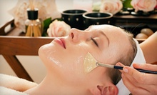 One or Three MedSpa Facials, or One Teen Facial with Microdermabrasion or Chemical Peel at SKIN 101 (Up to 74% Off)