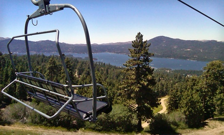 Two-Night Stay with Scenic Sky Chair Tickets and a Kayak Rental at Big Bear Vacations in Big Bear Lake, CA