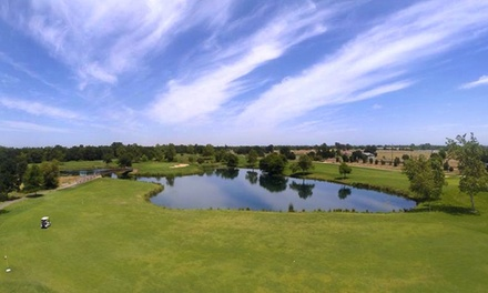 $65 for 18-Hole Round of Golf for Two with Cart Rental at Cherry Island Golf Course (Up to $113 Value)
