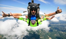$159 for a Tandem Skydive Jump from Skydive Pepperell ($235 Value)