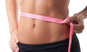 6 Or 12 Ultrasonic-cavitation Liposuction Treatments At Spa Jolie (up To 87% Off)