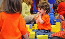 Four or Eight Weeks of Unlimited Kids' Fitness and Motor-Skills Classes at Great Play (Up to 63% Off)