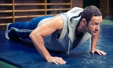 $21 for a Six-Week Boot Camp and Three-Week Nutritional Program at Underground Core Fitness ($116.50 Value)