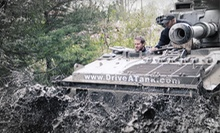 Driving Experience for One, Two, or Four at Drive A Tank (Up to 44% Off)