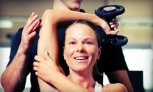Group-Fitness Training for Two or Four, or Two or Four Personal-Training Sessions for One at TriFit (Up to 77% Off)