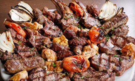 $18 for $30 Worth of Israeli and Middle Eastern Food at Itzik Hagadol Grill