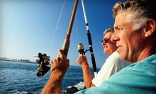 $119 for a Salmon- or Bottom-Fishing Trip from Outer Island Expeditions ($240 Value)